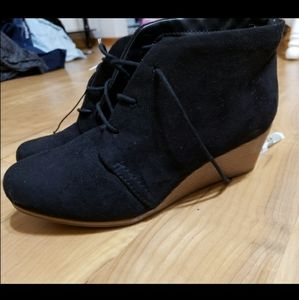 NWT Dr. Scholl's Black Booties
